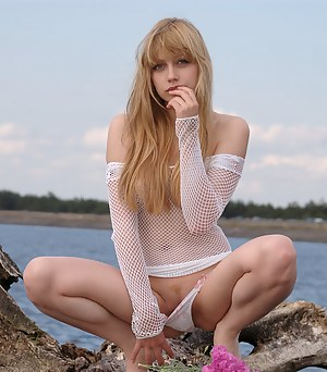 You will make your mouth water on taking a look at totally wet teen babes beautiful body.