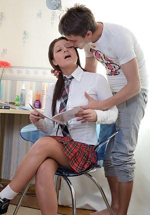 Schoolgirl Teen Porn